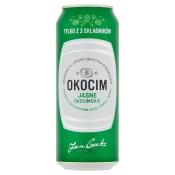 Carlsberg Polska Sp. z o.o. PIWO OKOCIM PILS  0,5L PUSZ